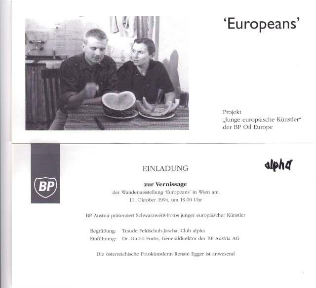 Europeans 1994 1