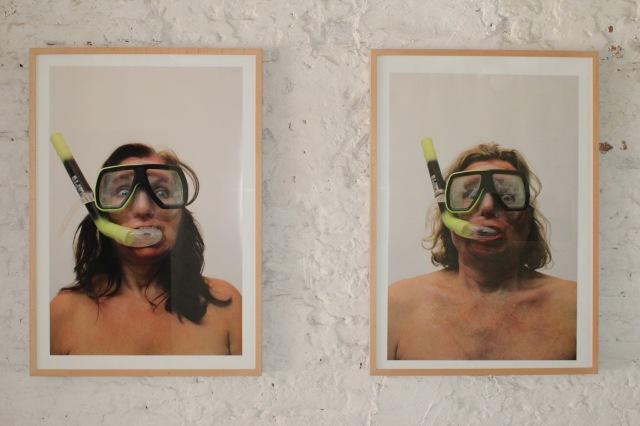 © Wilhelm Roseneder. Renate 549, 2009. Wilhelm 571, 2009.  Artfarm Pilastro. Pilastro di Bonavigo. Verona, Italy 2012