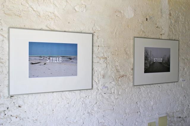 © Wilhelm Roseneder. STILLE, 2012/2015. Ultima Edizione. Artfarm Pilastro. Pilastro di Bonavigo, Verona, Italy 2015