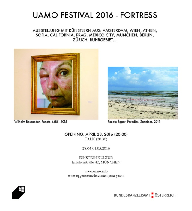 UAMO Festival 2016. Fortress. München