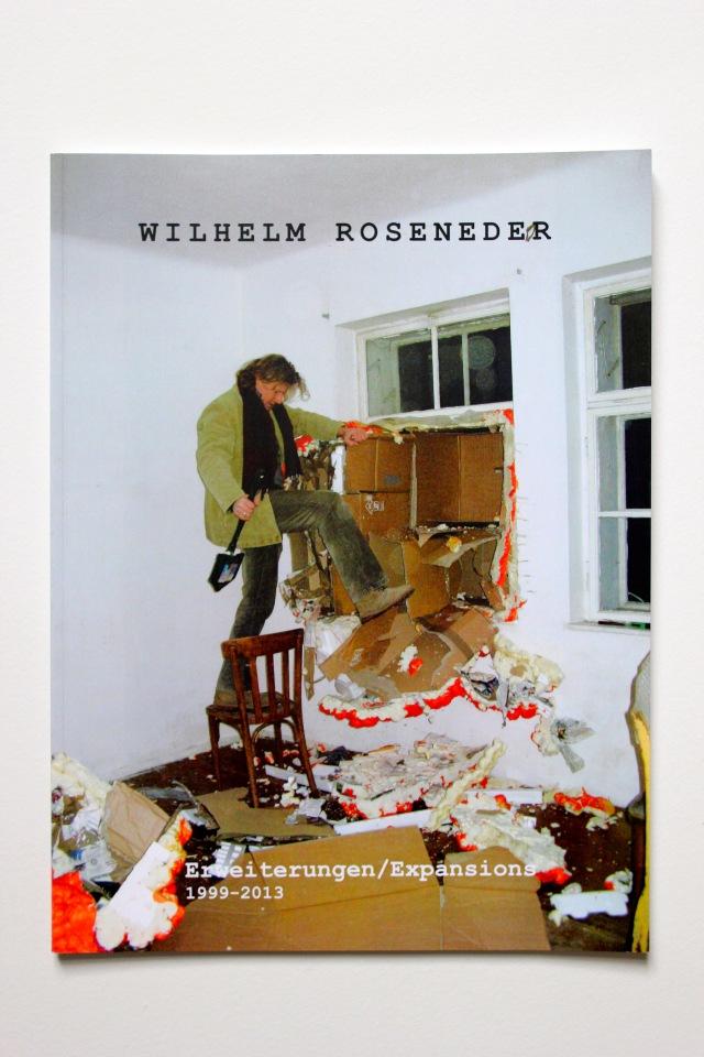 Wilhelm Roseneder. Erweiterungen:Expansions 1999-2013